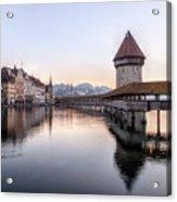 Lucerne - Switzerland Acrylic Print