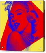 Marilyn Monroe Collection Acrylic Print