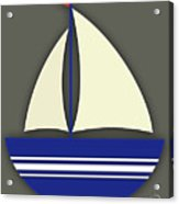 Nautical Collection Acrylic Print