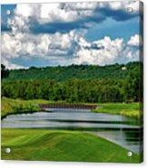 Ross Bridge Golf Course - Hoover Alabama Acrylic Print