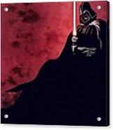 Star Wars Episode 3 Art Acrylic Print