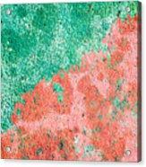 Stone Background Acrylic Print