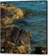 Sunshine Beach At Noosa, Sunshine Coast Acrylic Print