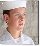 Us Naval Sea Cadet Corps - Gulf Eagle Division, Florida Acrylic Print
