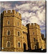 Windsor Castle England United Kingdom Uk Acrylic Print