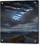Landscape Jobs Acrylic Print