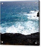 Hawaii Acrylic Print