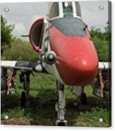 A - 4 Skyhawk Acrylic Print