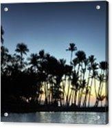 A-bay Aloha Acrylic Print