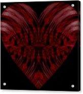 A Beautiful Heart Acrylic Print