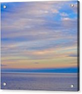 A Blue-tiful Day On Lake Superior Acrylic Print
