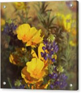 A Bouquet Of Spring  Acrylic Print