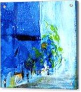 A Break In The Storm Acrylic Print