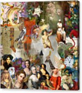 A Brief History Of Women And Dreams Acrylic Print