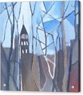 A Brooklyn Church Acrylic Print