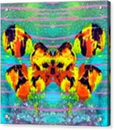 A Butterfly For 2006 Acrylic Print