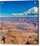 A Canyon Grand Acrylic Print