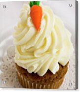 A Carrot Muffin Acrylic Print
