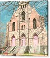 A Catholic Parish Acrylic Print