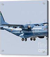 A Cn-235 Transport Aircraft Acrylic Print