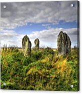 Song Of The Stones Acrylic Print