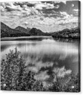 A Day At The Lake Acrylic Print
