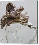A Delicate Dance Acrylic Print