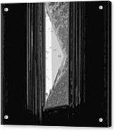 A Door In The Dark Acrylic Print