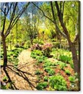 A Dose Of Spring Acrylic Print