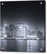 A Dream Of Manhattan Acrylic Print