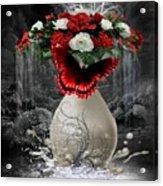 A Drop Of Nature Acrylic Print