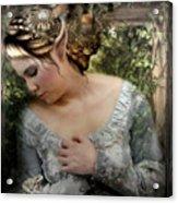 A Fairy's  Friend Acrylic Print