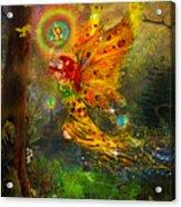 A Fairy Tale Acrylic Print