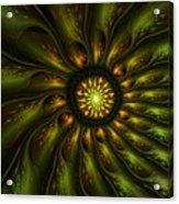 A Floral Feeling Acrylic Print
