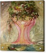 A Floral Representation Acrylic Print