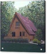 A-frame Acrylic Print