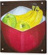 A Fruit A Day Acrylic Print