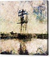 A Gallant Ship Acrylic Print