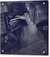 A Ghostly Tune Acrylic Print