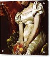 A Girl 1 Acrylic Print