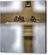 A Glimpse Into A Tomb Acrylic Print