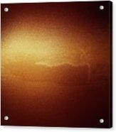 A Glow Of Sunrise  Acrylic Print