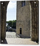 A Gothic View II Acrylic Print