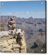 Grand Canyon Viewpoint Acrylic Print