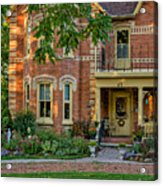 A Grand Victorian 3 Acrylic Print
