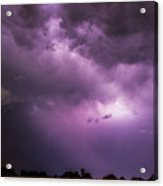 A Great Way To End This Chase Day 012 Acrylic Print