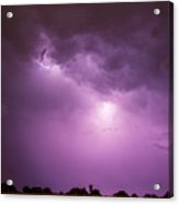 A Great Way To End This Chase Day 014 Acrylic Print