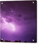A Great Way To End This Chase Day 017 Acrylic Print