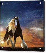A Gypsy Storm Acrylic Print