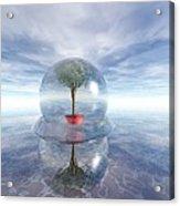 A Healing Environment Acrylic Print